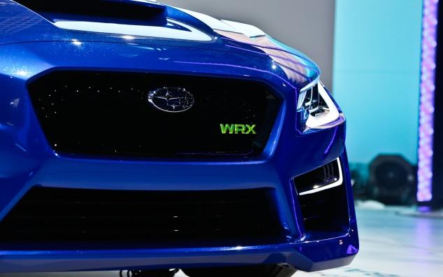 Subaru-WRX-Concept-front-grille