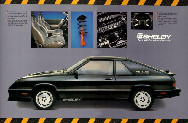 1987 Dodge Shelby Charger