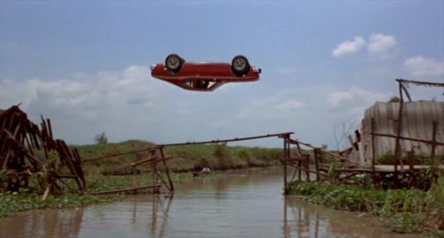 AMC-Hornet-in-The-Man-with-the-Golden-Gun-Car-Jump-Stunt