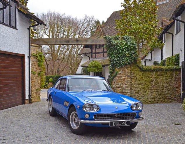 John Lennon's Ferrari 330GT 2+2 Coupe