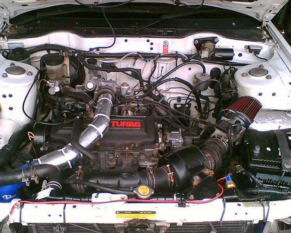 Nissan Bluebird Simple Engine Mods