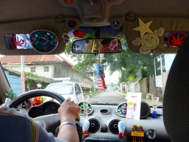 mexican taxi