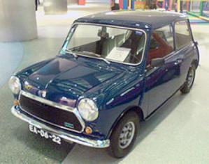 Mk IV Austin Mini 1976 - 1983