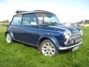 Mk VII 1996 – 2000 Mini Cooper