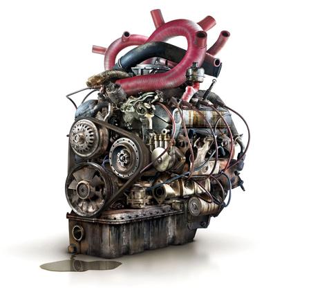 В России впервые установили два механических сердца