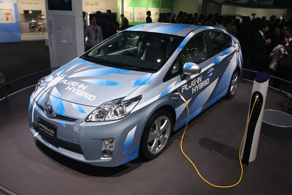 Electric Vehicles  Gargling Gas