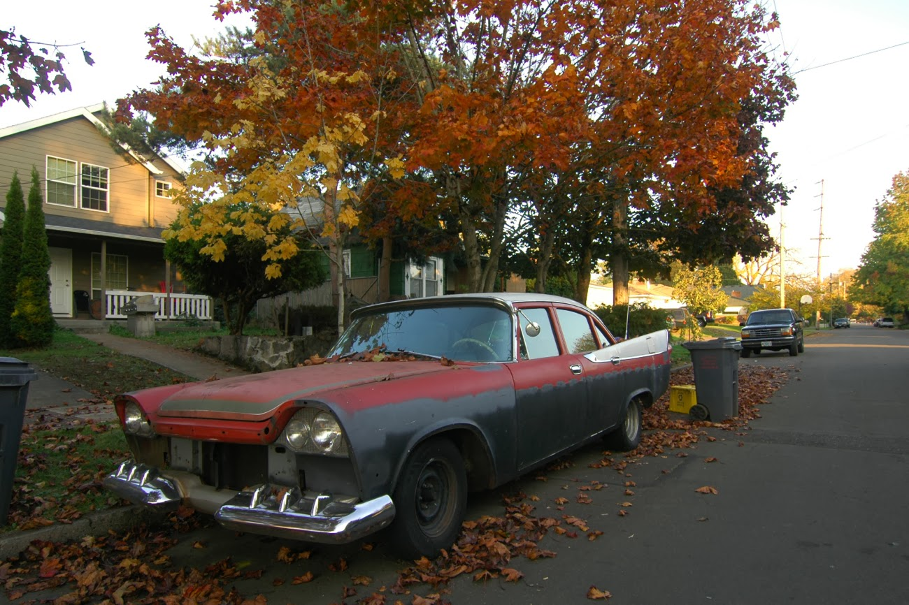 Old Parked Cars: Unique Unusual But Great | Gargling Gas