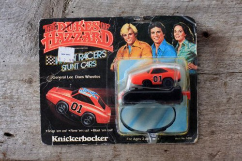 Dukes of Hazzard Wrist Racer