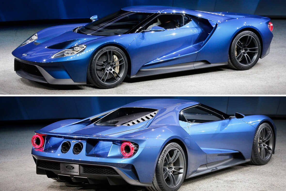 Ford Gt Swaps  Cylinders For