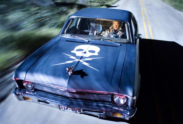 Grind House (Death Proof Car)