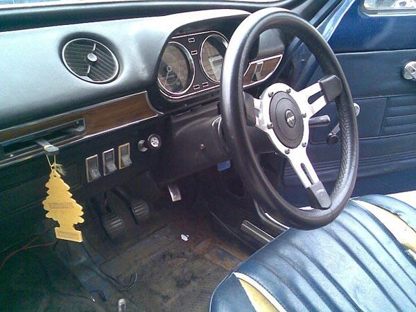 Mk1 Ford Escort