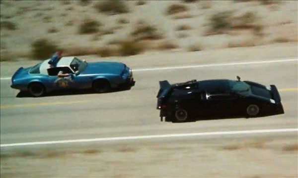 What Car Would You Choose To Take On The Cannonball Run Gargling Gas