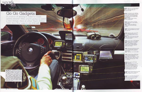 Alexander Roy's BMW M5