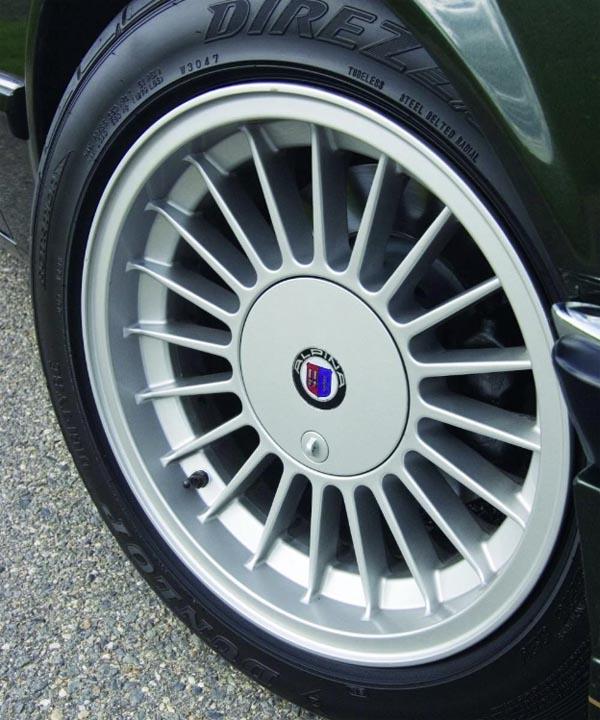 Classic Alpina Wheels