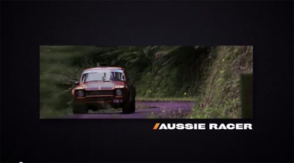 MK1 Ford Escort Rally Car