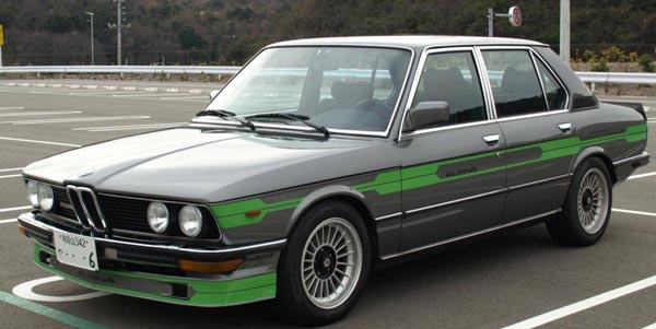 Alpina e12 B7 Turbo