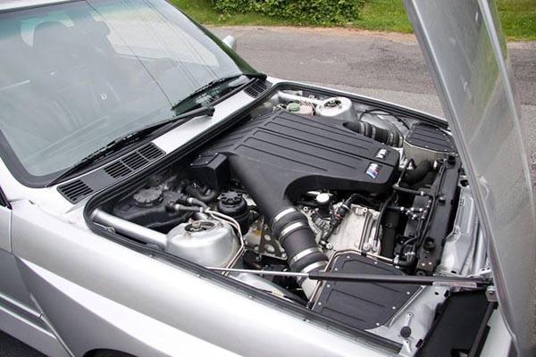 BMW Franken M3 V10