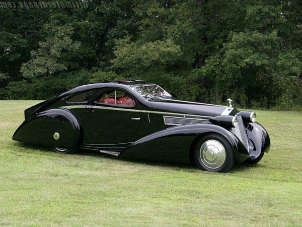 Rolls-Royce Phantom Jonckheere Coupe