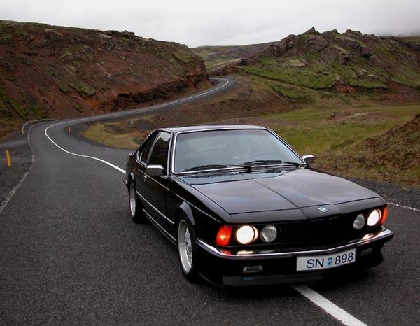 1982 BMW E24 635 CSi