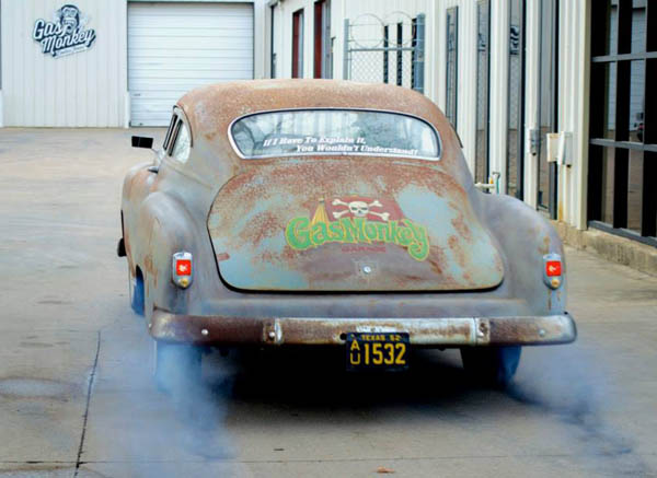Gas Monkey Garage 1952 Chevrolet Fleetline