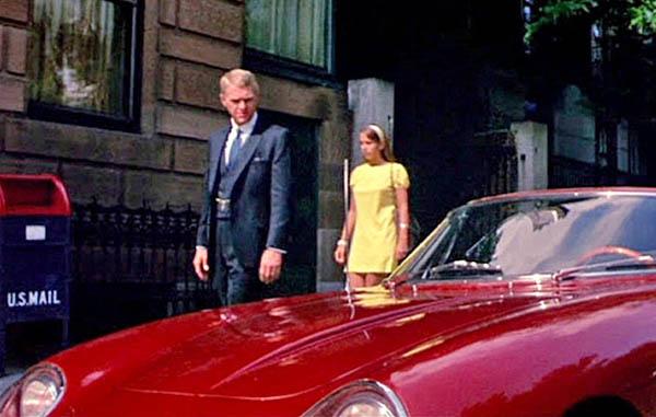 Steve McQueen - Ferrari 275 GTB